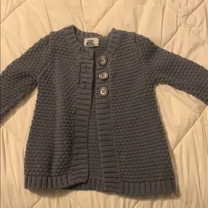 2 dresses and a sweater size 3T